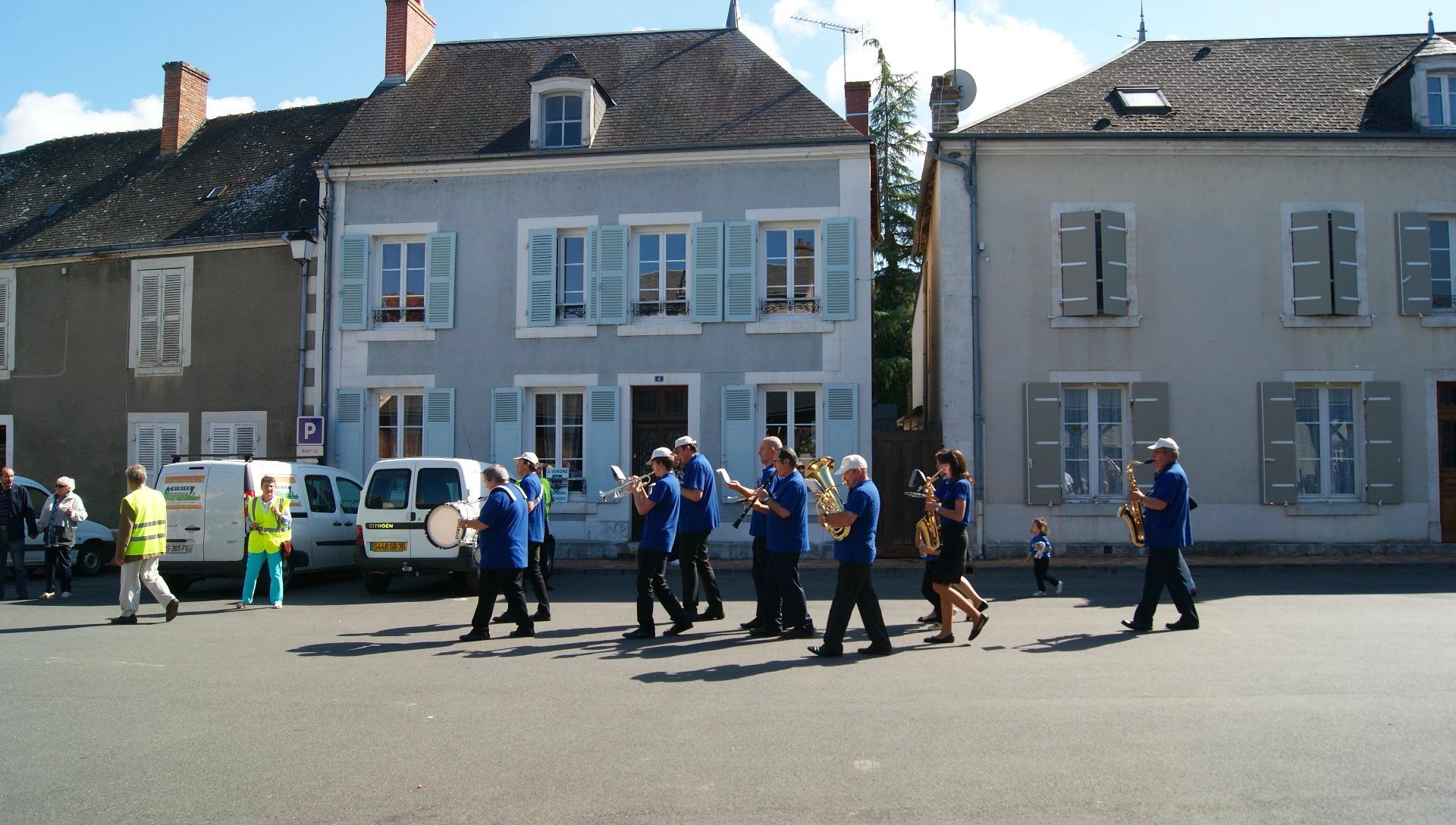 145 ans Harmonie Lignières