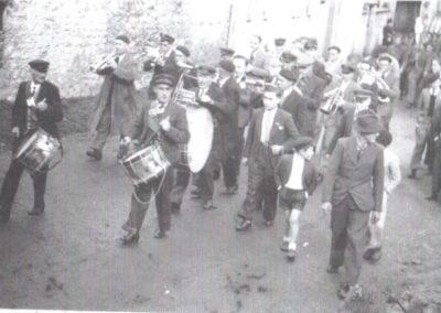 1944.1945 Fête de la libération de La Berthenoux