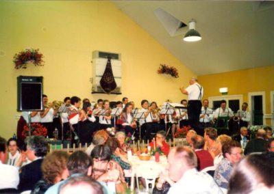 Concert Harmonie de Lignières 28.09.1996