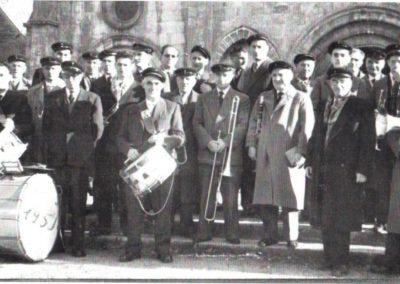 Fanfare de Lignières 1959