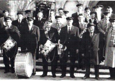 Fanfare de Lignières 1963