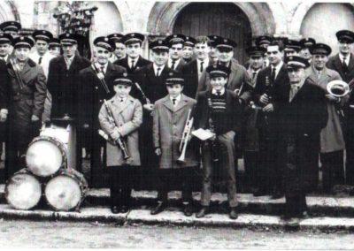 Fanfare de Lignières 1966