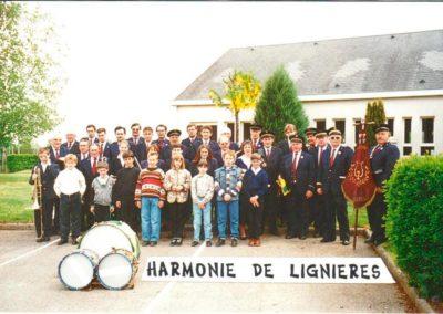 Fanfare de Lignirèes 1995