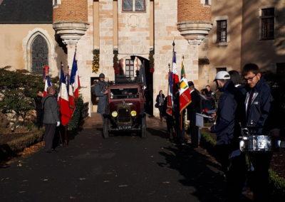 Centenaire Armistice 1er guerre mondiale Saint Florent sur Cher