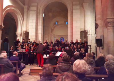 Sainte Cécile 2018 - Concert Vicus Aureus avec Dominica Merola